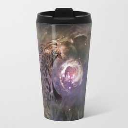 Jaguar Nebula Travel Mug