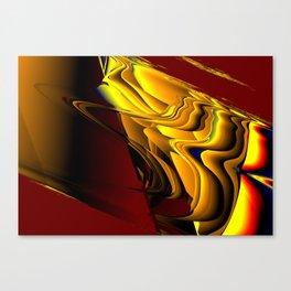 amplitude Canvas Print