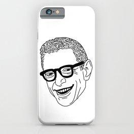 Jeff Goldblum iPhone Case