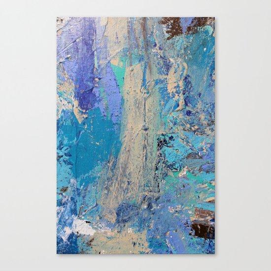 Tides Change Canvas Print