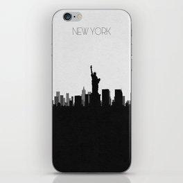 City Skylines: New York City iPhone Skin