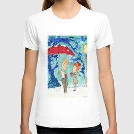 Lucy and Tumnus T-shirt