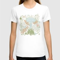 fawn T-shirts featuring Fawn by Laura Solitrin