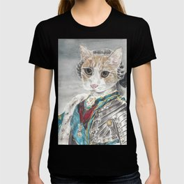 King Louis XVI Cat T-shirt