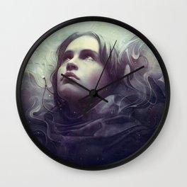Stardust Wall Clock