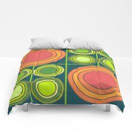70s Sunflower Comforters