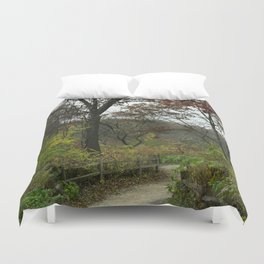 Unexpected Path Duvet Cover