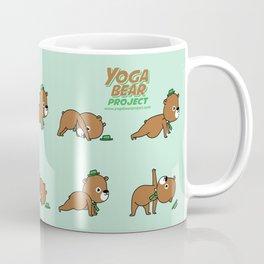 Yoga Bear Coffee Mug