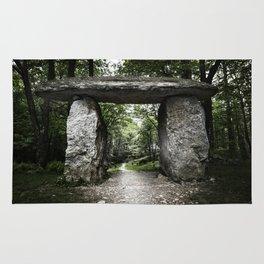 The Monolith Rug