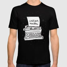 Write your own story. T-shirt