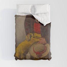 El Picador - Diego Rivera Comforters