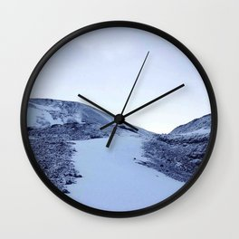 Ice land Wall Clock