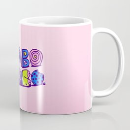 Mumbo Jumbo Idiom Coffee Mug