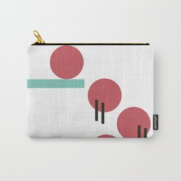 If Your Friends Jumped Off a Cliff... #minimal #buyart Carry-All Pouch
