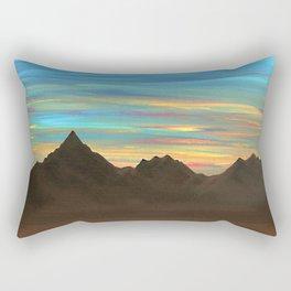 Bright Skyscape 1 Rectangular Pillow