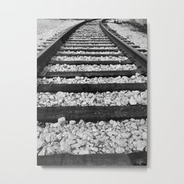 Destination Unknown Metal Print