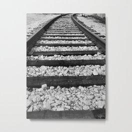 Destination Unknown Metal Print