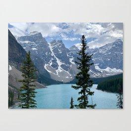 Moraine Lake Canvas Print