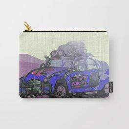2CV (Dark Blue) Carry-All Pouch