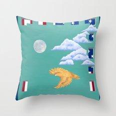 Take to the Sky Throw Pillow