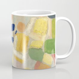 "Robert Delaunay ""Les coureurs (The runners)"" Coffee Mug"