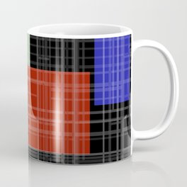 Multi-colored patchwork5 Coffee Mug