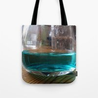 drink Tote Bags featuring drink by Beatrice