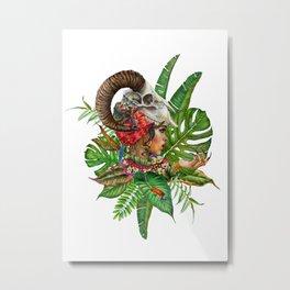VoodoWitch #3 Metal Print