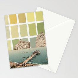 square sky Stationery Cards