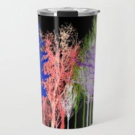 Collage Alberi Travel Mug
