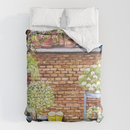 Diane L- Le printemps Comforters