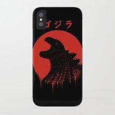 Kaiju Regeneration Slim Case iPhone X