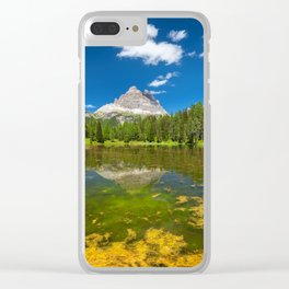 Summer at the Lake Clear iPhone Case