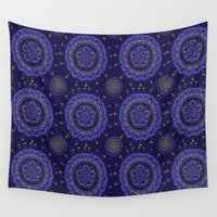 rave Wall Tapestries featuring Rave by Katie Duker