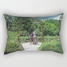Empathy by Emanuel Enriquez IV Rectangular Pillow