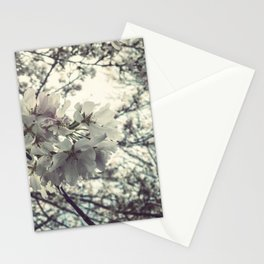 Some flowers grow Stationery Cards
