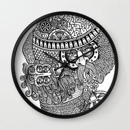atlante Wall Clock