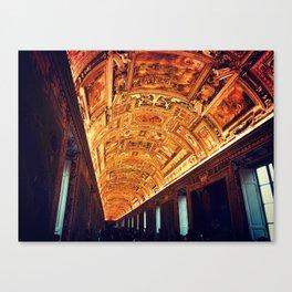 Eternity Hall Canvas Print