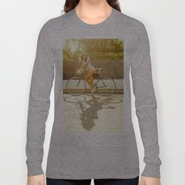 Velo girl Long Sleeve T-shirt