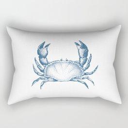 Mr. Blue Crab Rectangular Pillow