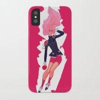utena iPhone & iPod Cases featuring REVOLUTIONARY GIRL by oak antony