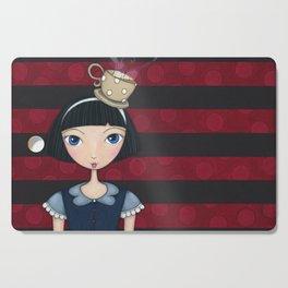 Emma's Tea for One Cutting Board