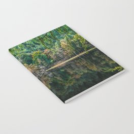 Forest Reflection Notebook