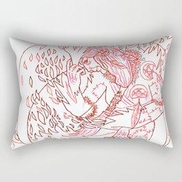 Crone Rectangular Pillow