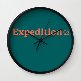 exco Wall Clock