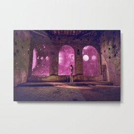 QUEEN OF THE UNIVERSE Metal Print