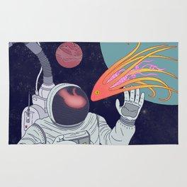 Cosmonaut Rug