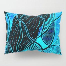 Lava Lamp Aquarium Pillow Sham