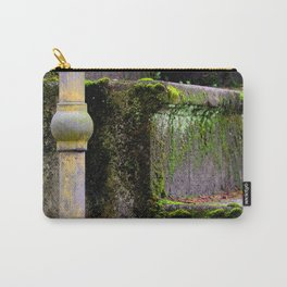 Mossy Fort Steps Carry-All Pouch