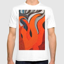 Battle of the Elements: Fire T-shirt